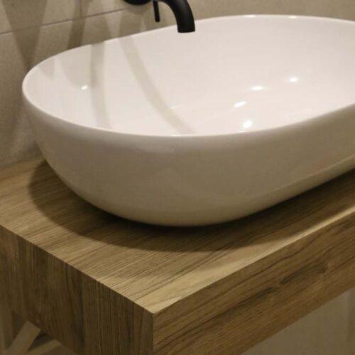 Hand-wash Basin Surface Vinyl Wrap Farnborough