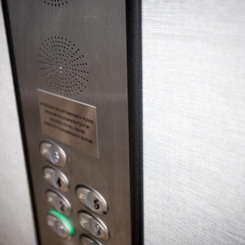 Elevator Refurbishment Texture Ringwood