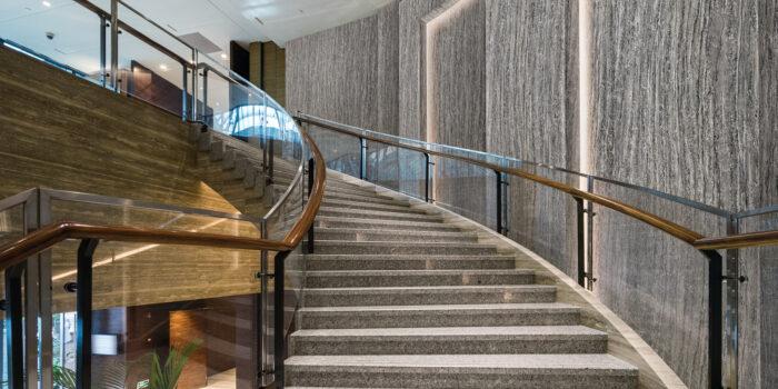 Wall & Stairway Refurbishment Winchester