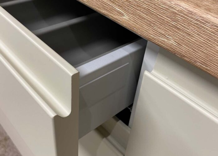 Desk With Drawer Refurbished