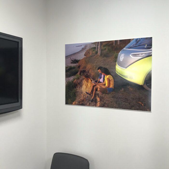 Office Wall Photo board