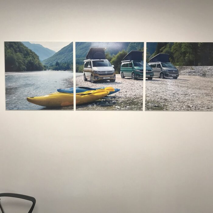 Wall Photo print boards for Office