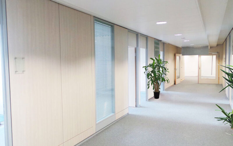 Corridor Wall Refurbishment