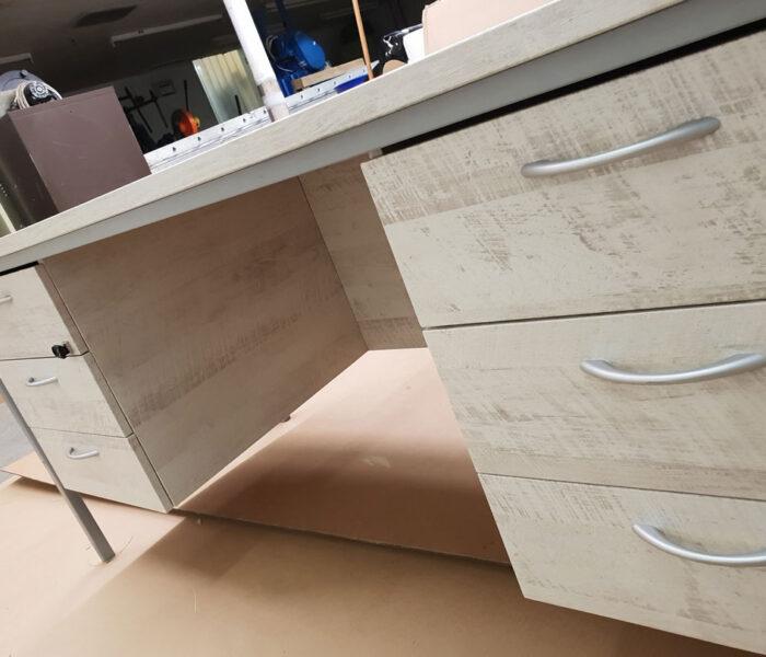 Desk of Drawers Refurbished