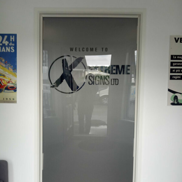 Glass-window-frosting-with-business-logo