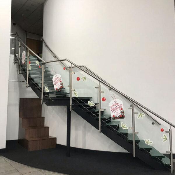 Staircase Glass Manifestation